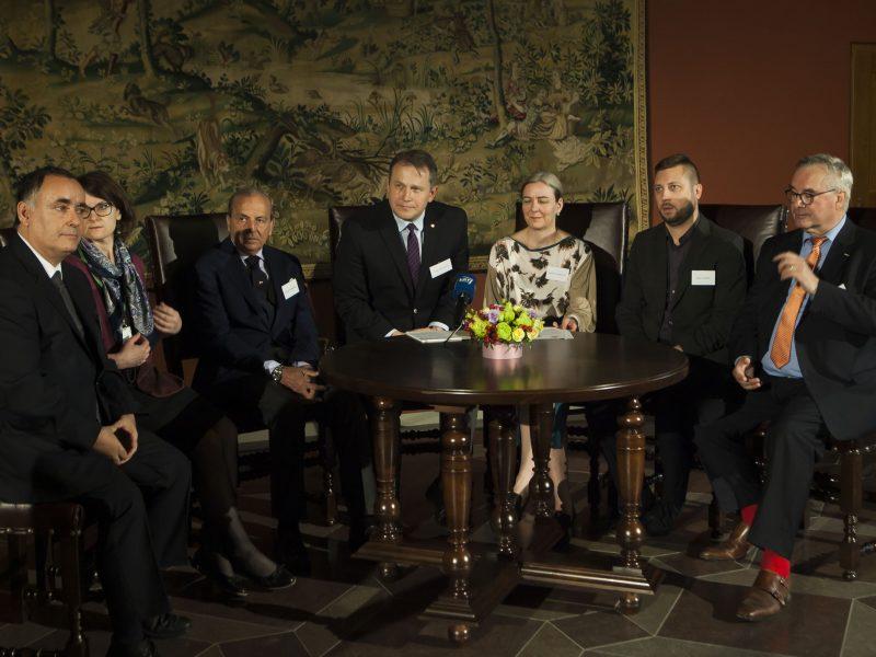 Valdovų rūmuose duris atveria dvi naujos tarptautinės parodos
