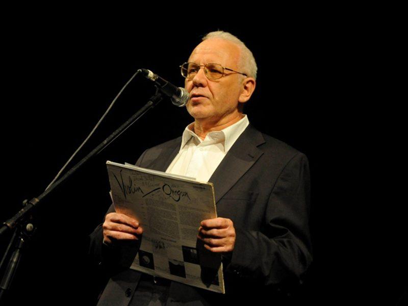 """Festivalis """"Vilnius Jazz"""" prasideda susitikimu su lenkų džiazo eruditu"""
