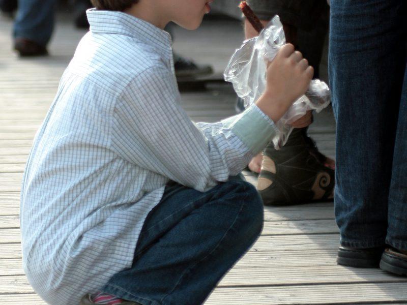 Nauja tvarka: vaiką iš šeimos bus galima paimti keturiais atvejais
