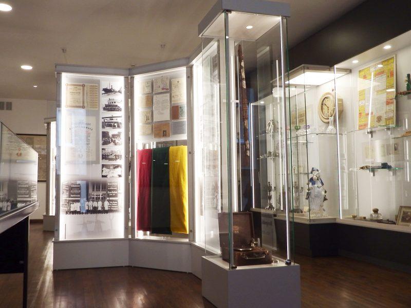 Muziejuje – renginys, skirtas Lietuvos valstybės atkūrimo šimtmečiui