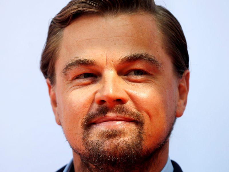 L. DiCaprio vaidins naujame Q. Tarantino filme