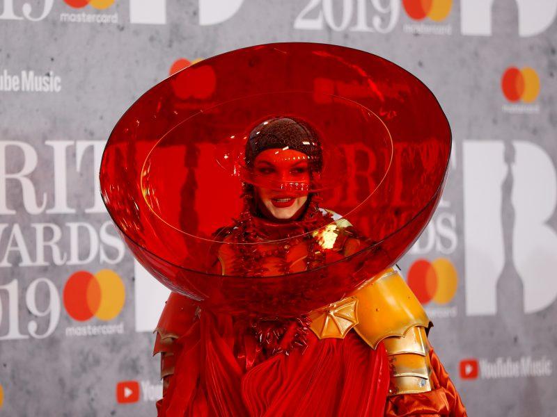 """""""Brit Awards"""" apdovanojimai"""