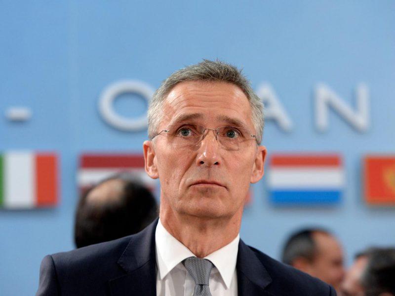 Pratęsė J. Stoltenbergo kadenciją NATO vadovo poste