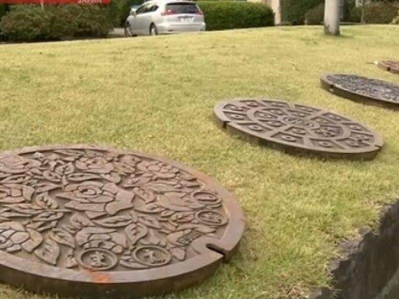 Surengta kanalizacijos šulinių dangčių loterija
