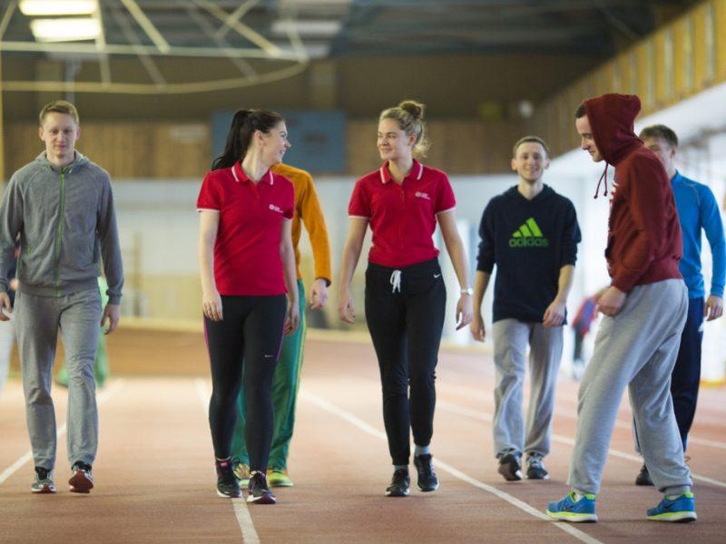 Savo sveikatą gerai vertina vos daugiau nei pusė Lietuvos paauglių
