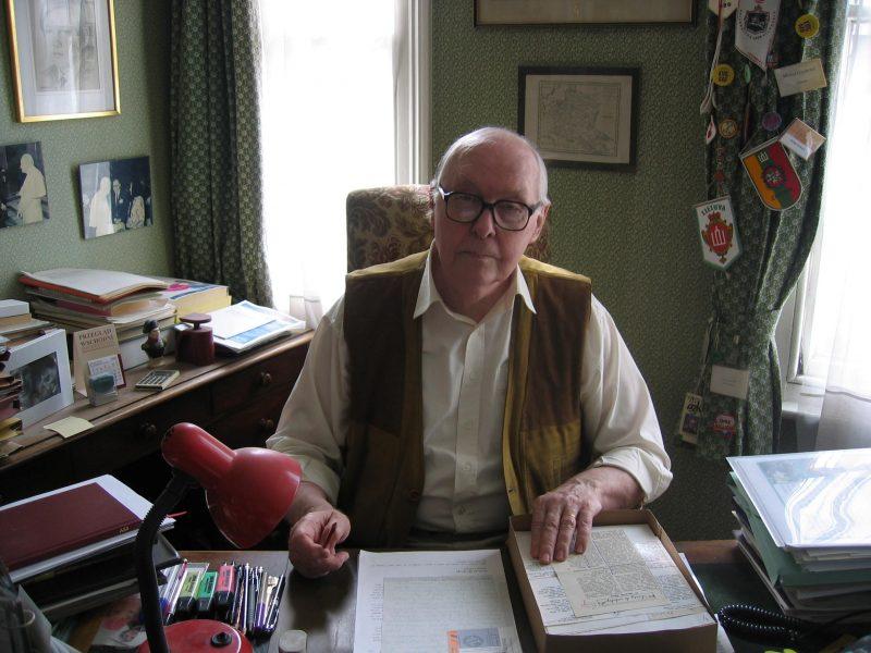 Oksforde mirė kunigaikštis M. Giedraitis