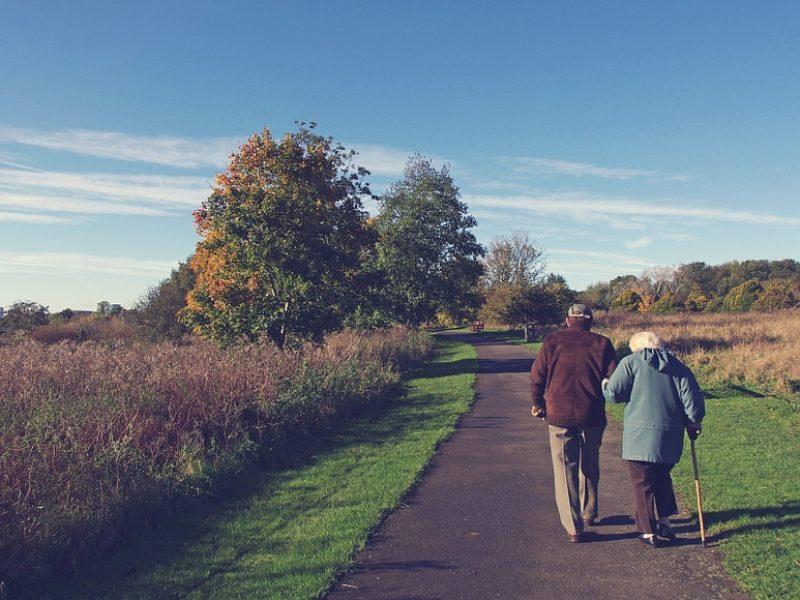 Gerai savijautai vyresniame amžiuje – bent 20 minučių judesio kasdien