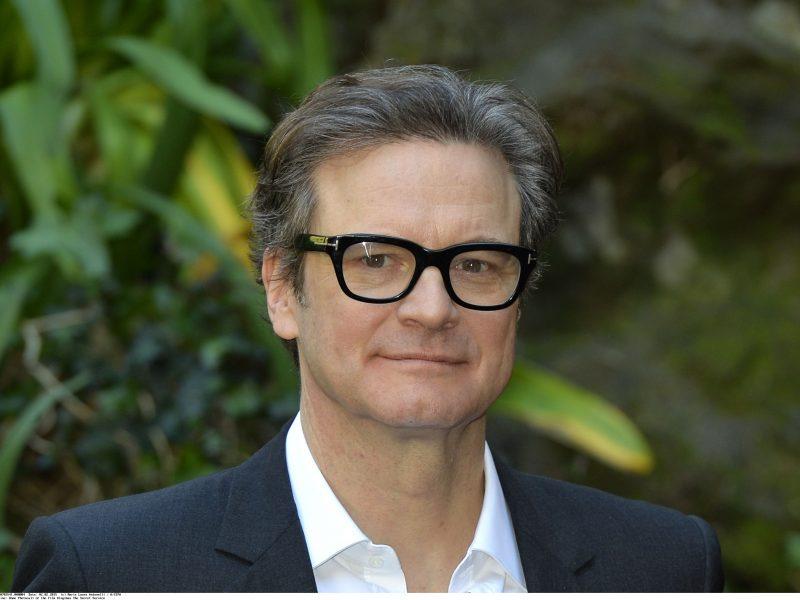 Aktorius C. Firthas atskleidė, kaip niekada nedrįstų pasielgti