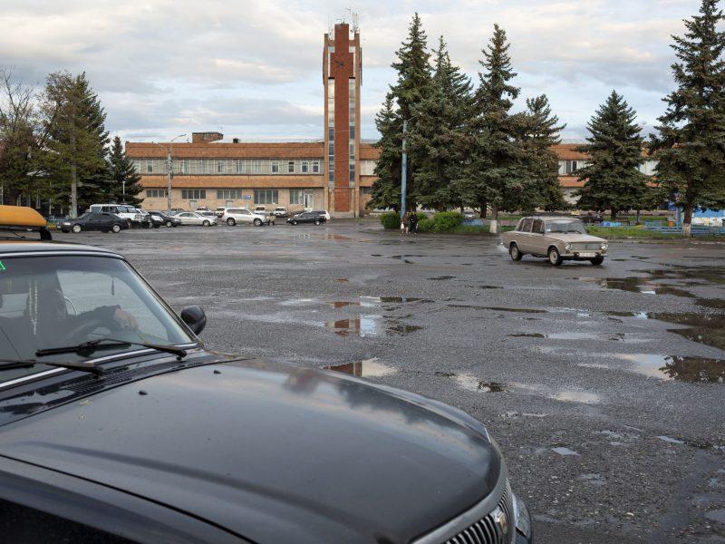 Kaukazo šalis supurtė virtinė požeminių smūgių