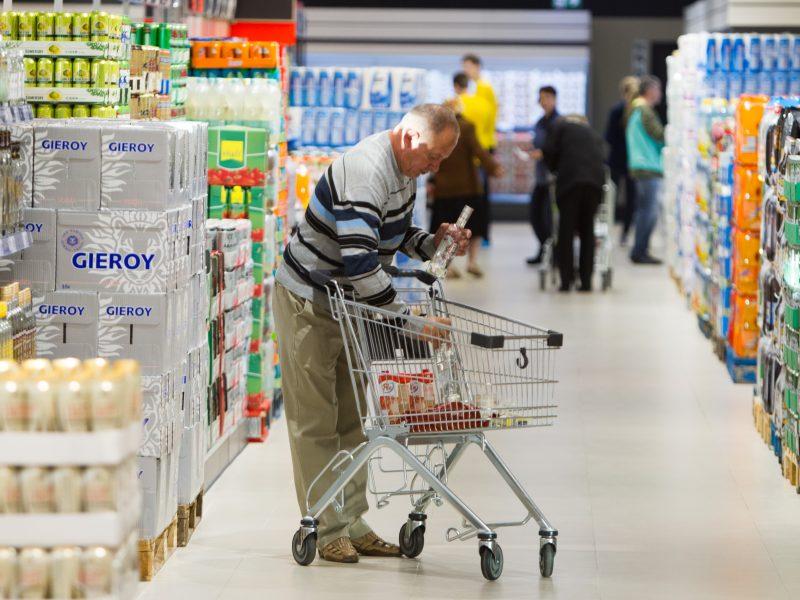 Vyriausybė sutinka didinti baudas už kenksmingus produktus <span style=color:red;>(atnaujinta)</span>