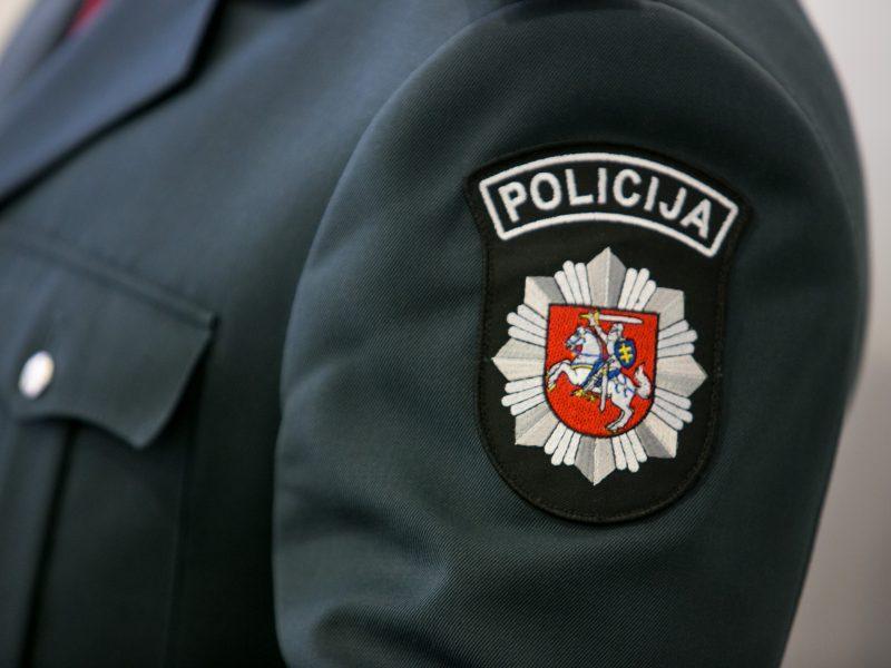 Klaipėdoje neblaivus vairuotojas sužalojo policininkę