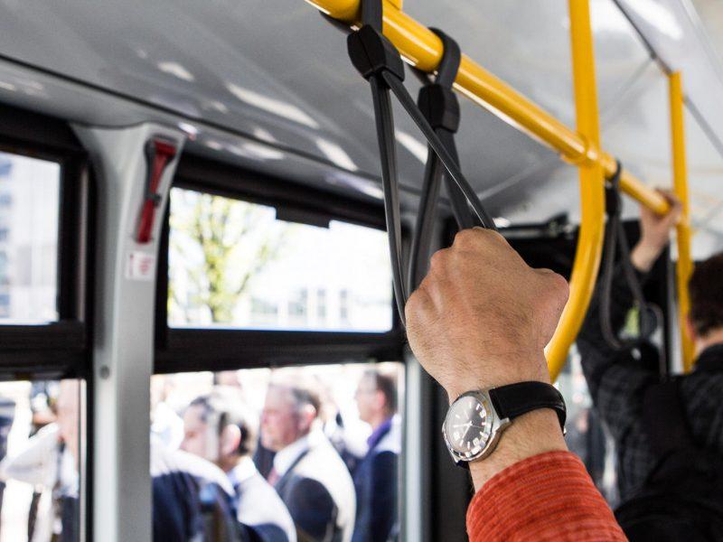 Artėjant Tėvo dienai dažniau kursuos 37 ir 63 maršrutų autobusai