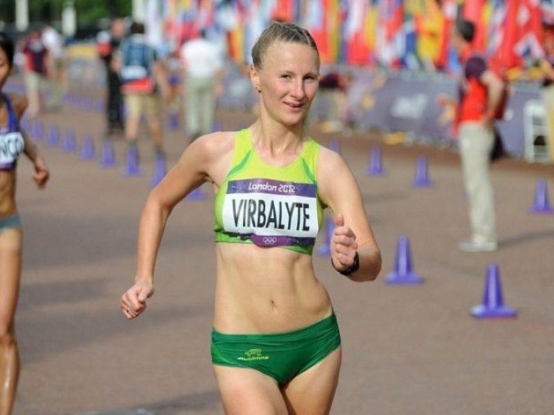 Ėjikė B. Virbalytė-Dimšienė pasaulio čempionate  – 16-ta