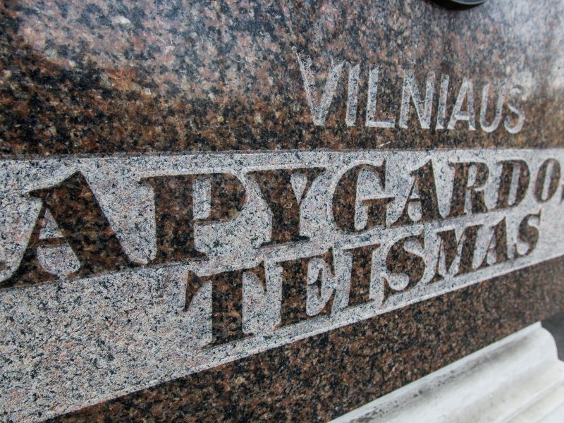 Teismas atvertė nužudymo Žirmūnuose bylą