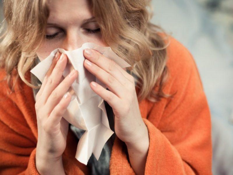 Gripo epidemija toliau plinta: sąraše – 29 savivaldybės