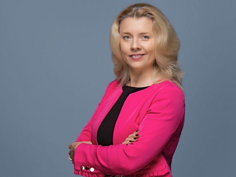 Mykolo Romerio universiteto rektore išrinkta I. Žalėnienė