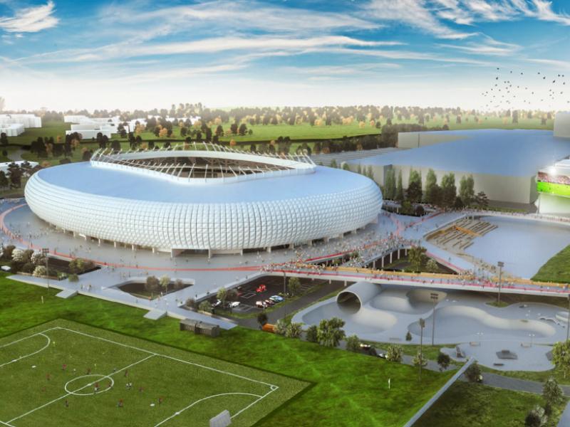 """Teismas: bendrovės """"Vilniaus nacionalinis stadionas"""" pasiūlymas atmestas pagrįstai"""