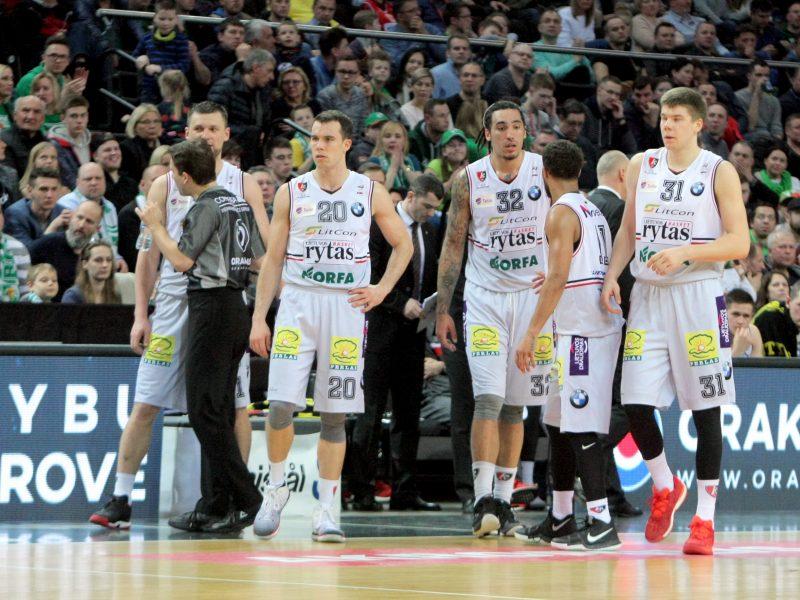 """Penkta pergalė iš eilės: """"Lietuvos ryto"""" klubas nugalėjo """"Parma Basket"""""""