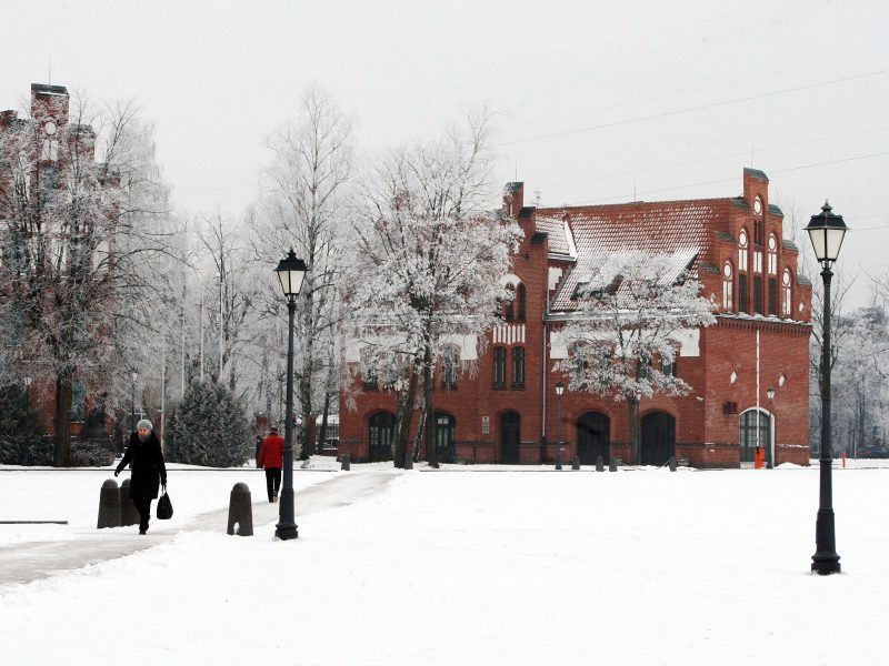 Žiemai varyti oras tinkamas