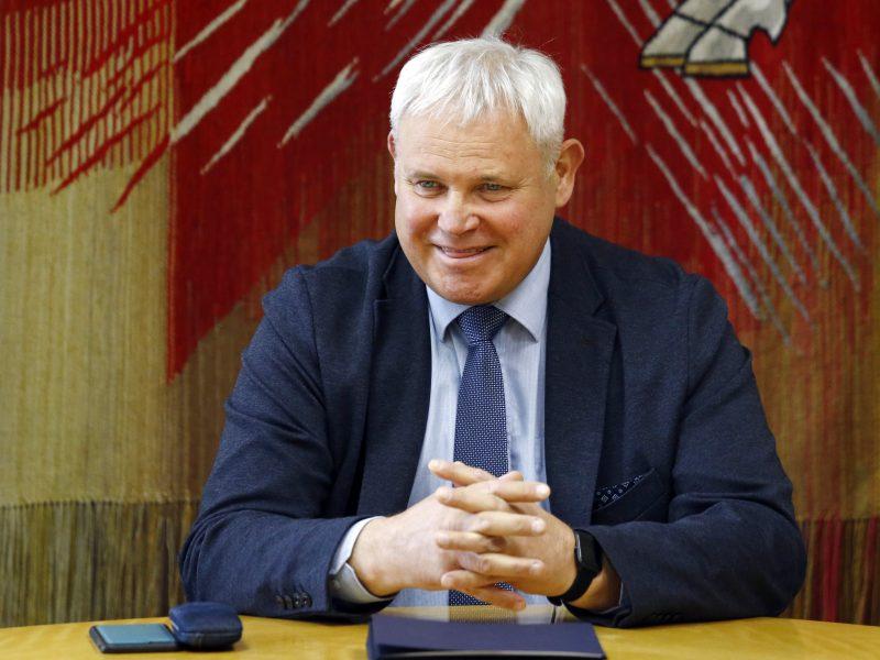 Klaipėdos meras: paplūdimių kokybės kartelė kasmet kyla vis aukščiau