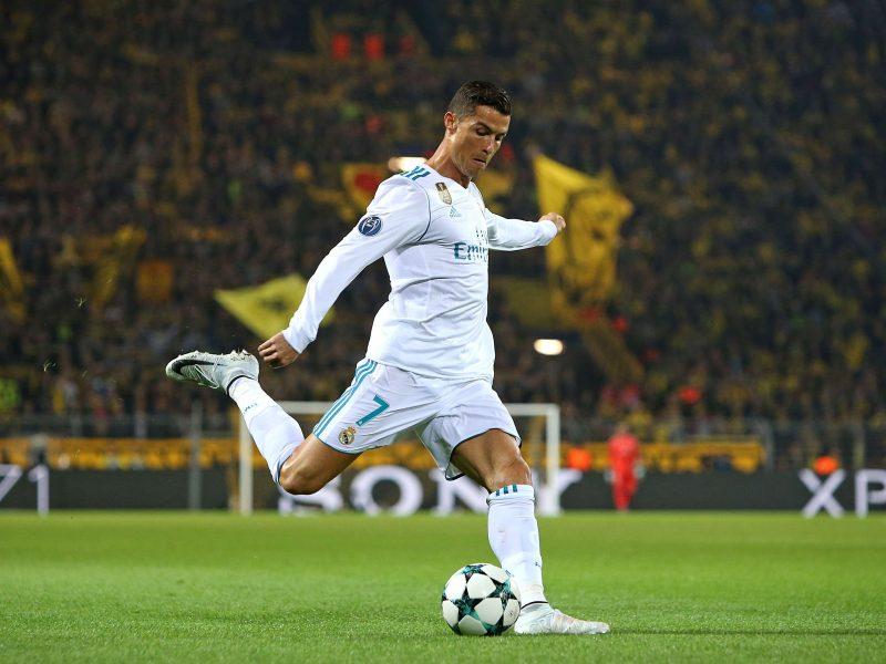 C. Ronaldo reikalauja didesnio atlyginimo
