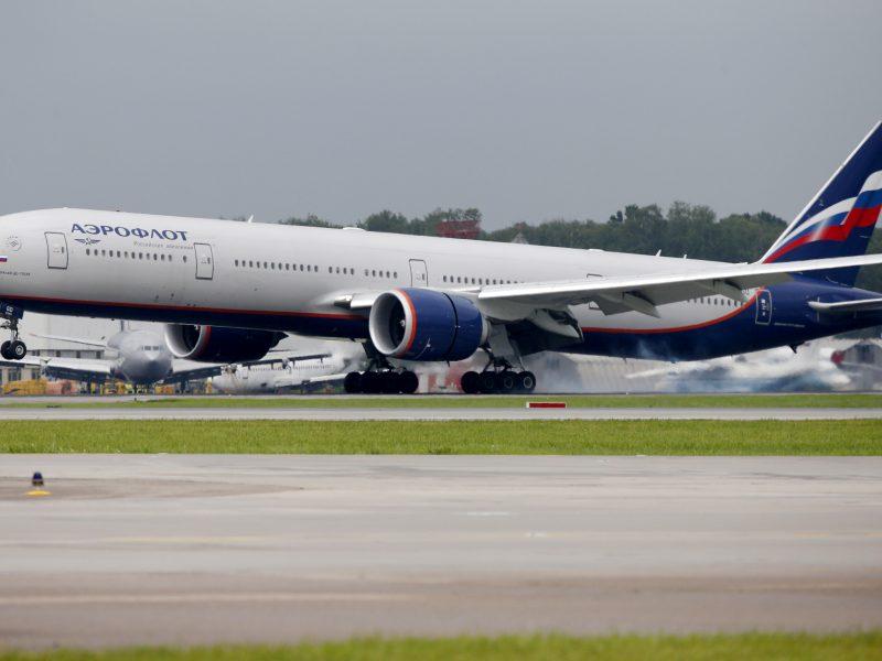 """""""Aeroflot"""" planuoja įspūdingą plėtrą"""