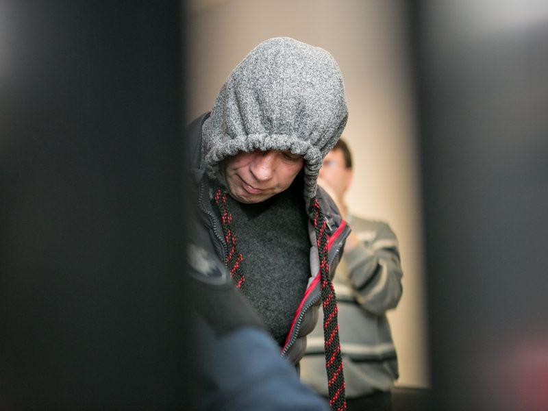 Nuosprendis sadistui Aidui Kmitai