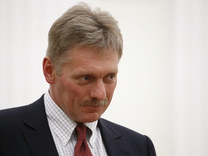 Kremlius įspėjo JAV nesitraukti iš Irano branduolinio susitarimo