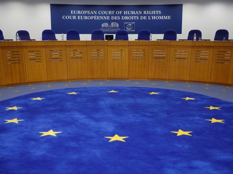 Lietuviui nepavyko antrą kartą įtikinti Strasbūro, kad kyšį ėmė išprovokuotas