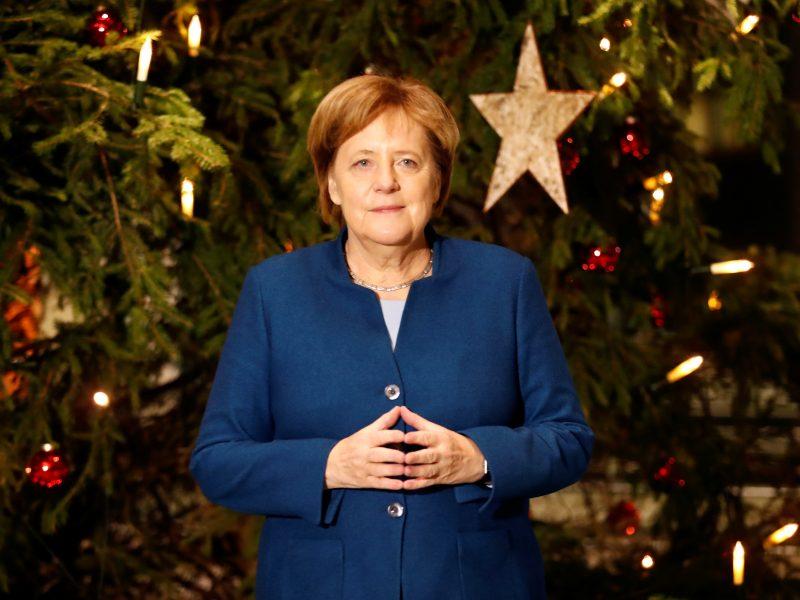 Dėl galimybės tapti A. Merkel įpėdiniu varžosi trys pretendentai