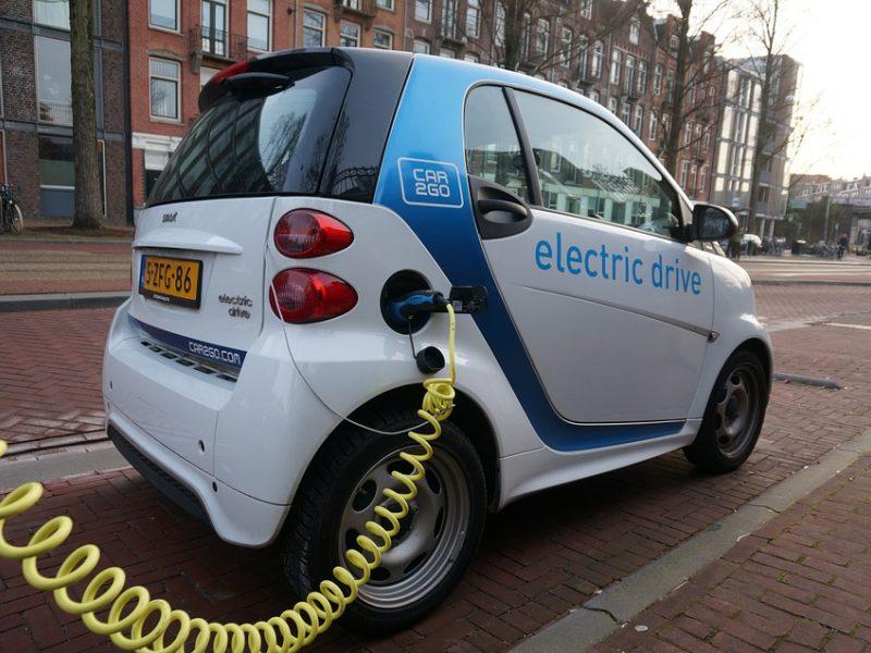 Lietuva elektromobiliais lenkia tik Bulgariją