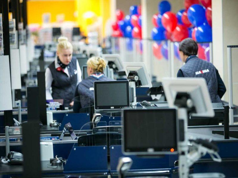 """""""Maxima"""" vasaros sezonui įdarbins apie 400 naujų darbuotojų"""