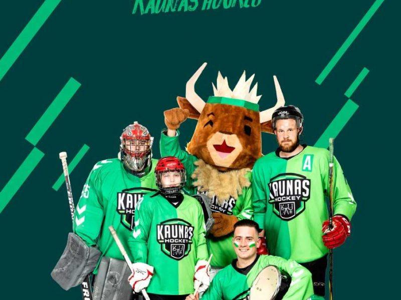 """Klubas """"Kaunas Hockey"""" kuria """"Svajonių akademiją"""""""