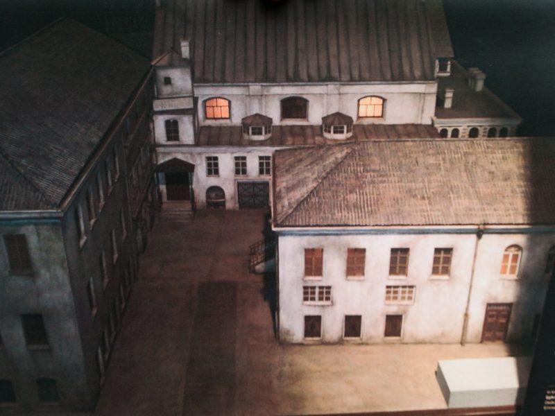 Buvusios Didžiosios sinagogos vietoje atsiras erdvė menininkams