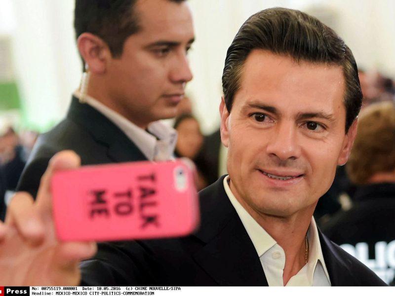 Meksikos lyderis siekia legalizuoti gėjų santuokas visoje šalyje