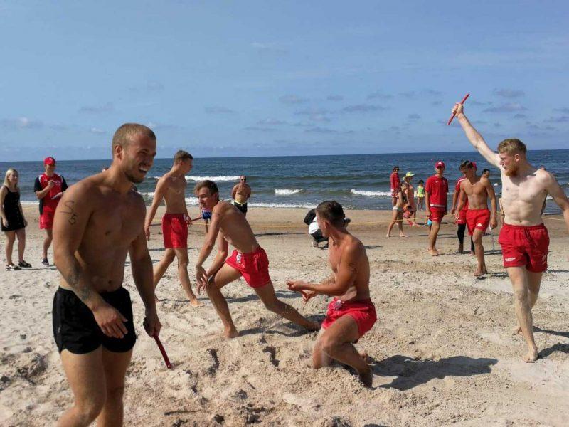 Baltijos jūros gelbėtojų čempionatas