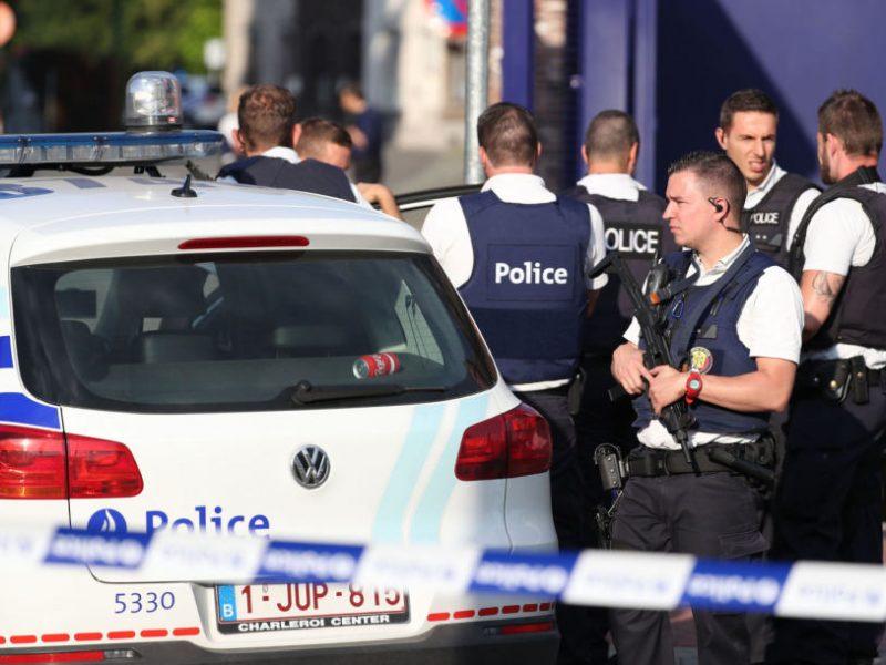 Tiriant sutartas Belgijos futbolo čempionato rungtynes, suimti 22 žmonės