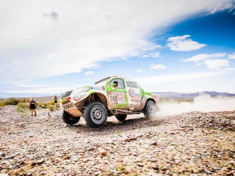 Ilgiausiame Dakaro ralio greičio ruože V. Žala finišavo 21-as