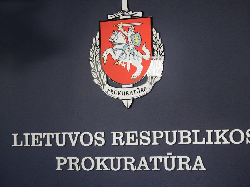 Buvęs prokuroras bus teisiamas dėl piktnaudžiavimo ir dokumentų klastojimo