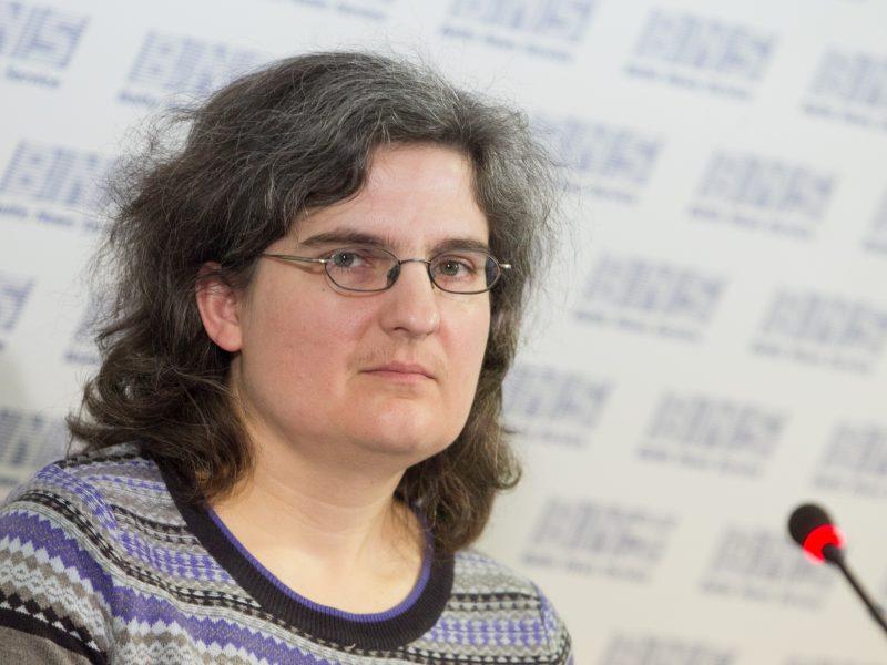 """A. Ramonaitė apie """"biznio"""" partijas Lietuvoje: neturi vertybių ir nebando apsimesti"""