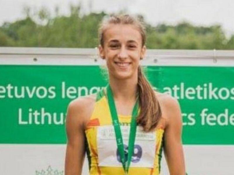 Lietuvos bėgikėms nepavyko patekti į pasaulio jaunimo čempionato finalą