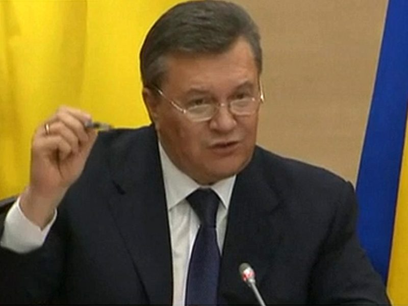 V. Janukovyčiaus advokatai apskundė verdiktą valstybės išdavimo byloje