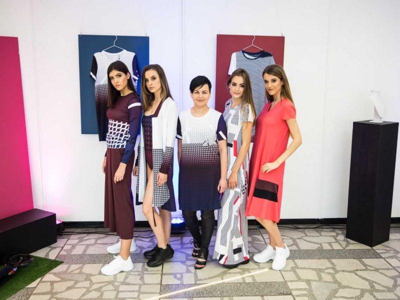 """Pristatyta išskirtinė K. Kruopienytės ir """"Audimo"""" atostogų kolekcija moterims"""