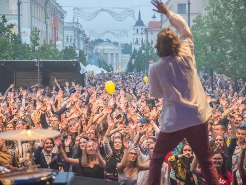 """Vilniuje įsibėgėjo """"Sostinės dienos"""" – ką verta pamatyti šį savaitgalį?"""