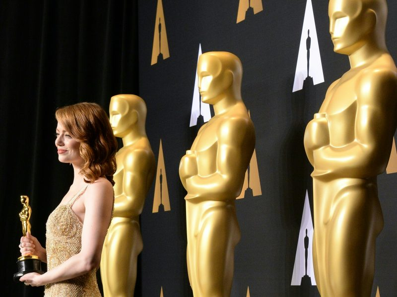 "Holivude – ""Oskarų"" dalybos"