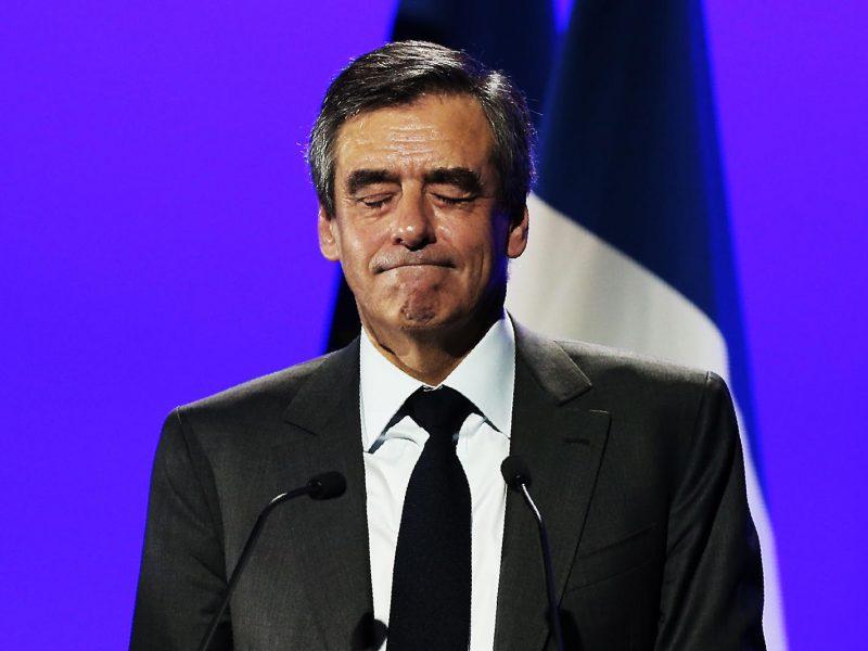 Ar V. Putinas pasirinko ne tą favoritą Prancūzijos prezidento rinkimuose?