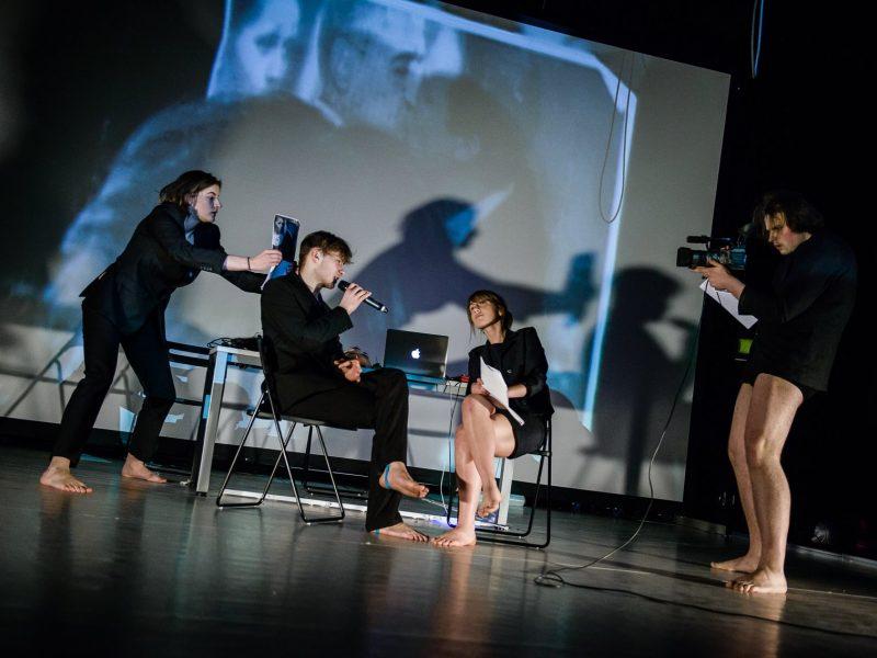 """Vilniaus tarptautinio teatrų festivalio scenoje – legendinis """"Antikristas"""""""