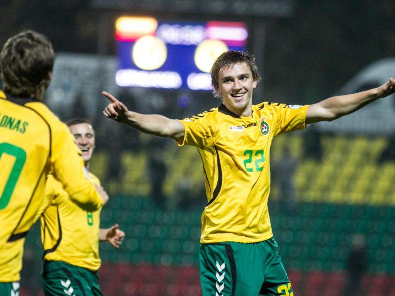 Naujoje UEFA Nacijų lygoje Lietuva – C divizione
