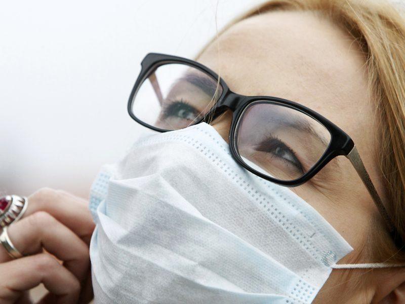 Gripo epidemija Klaipėdoje neskelbiama
