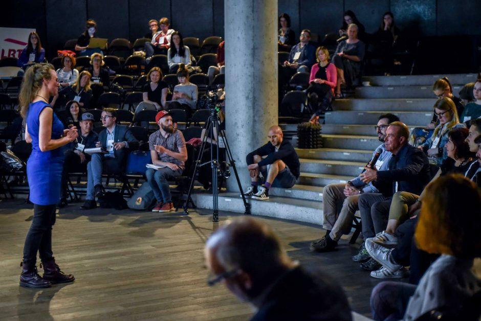 Žinia iš Europos kultūros sostinės: menas – geriausias akstinas pokyčiams